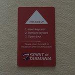 صورة فوتوغرافية لـ Spirit of Tasmania