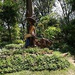 ภาพถ่ายของ สวนซ่อนศิลป์