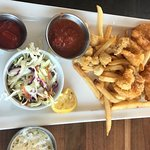 Foto de Bluewater Boathouse Seafood Grill
