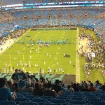 Photo of The Bank of America Stadium