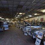 Valokuva: Humber Car Museum