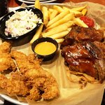 Chicken Ribs platter