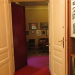 entrance to the consulting room