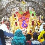 Deity photo of Khajrana temple