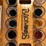 Foto de Backwoods Brewing Company