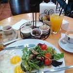 Выбранный мной завтрак!
