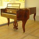 Fanny Hensel's piano