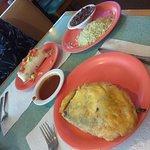 Chile Relleno......Burrito.....lunch specials