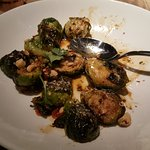 Roasted Brussels Sprouts. A must try!