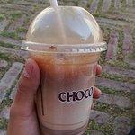 Chocolate Frio con Rompope