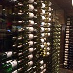 Treno wine room