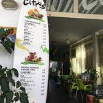 Foto de Citrus Surf Cafe