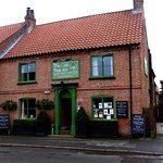 The pub exterior