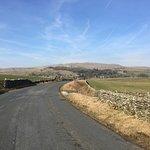 Road into Austwick