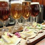 Mini Kentish Cheese Board & Ales Tasting