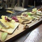 Mini Kentish Cheese Board