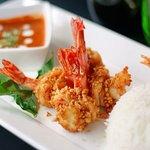 Angel Crispy Shrimp