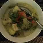 Thai Vegetable & Tofu Green Curry