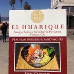 Foto de El Huarique Peruvian Cuisine