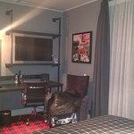 Plush Rooms
