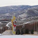 2002 Olympics held here