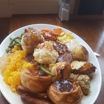 Sunday Lunch at Toby