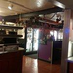 Salad Bar, Bar and Pizza Pickup
