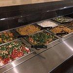 All vegan Somali buffet!