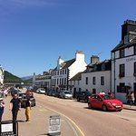 The lovely town of Inveraray