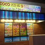 Coco King ice cream Foto
