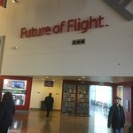 Foto de Future of Flight Aviation Center & Boeing Tour