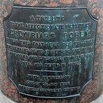 Photo of Greyfriars Bobby Memorial