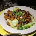 Tofu & Bok Chuy