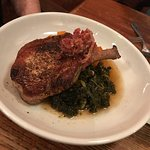 Grilled Local Pork Chop