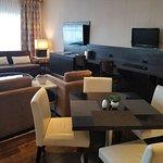 Crown Floor hospitality room