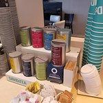 David's Tea! (Crown floor hospitality)