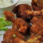 Chupeticas de pollo