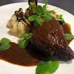 Oven Braised Lamb Shank (Chef's Recommendations)