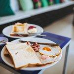 French & English Breakfast