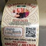 Masterchef luton awards winning Takeaway  Takeaway of the year 2017 English curry awards