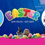 This Easter holidays, Peppa Pig and Titan the Robot will be visiting Camel Creek Adventure Park!