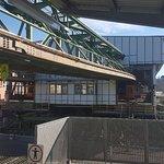 Wuppertaler Schwebebahn Kaiserwagen Foto