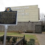 """Site where Dr. King penned his famous """"Letter from Birmingham Jail"""""""