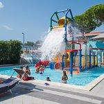 Swimming pool Park Gallanti - Lido di Pomposa Comacchio