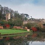 The West Garden at Dyrham Park