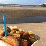 Fish, chips & gravy