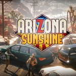 One of our most popular games Arizona sunshine! That can be plaid solo, or up to teams of 4!
