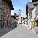 Altstadt (Old Town) Mittenwald Photo