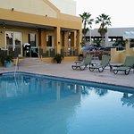 Nice, clean pool area