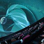 Domo de última tecnología del Planetario de Medellín. Tenemos funciones cada hora.